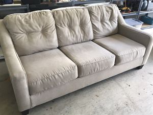 Couch pair, great color. for Sale in Auburndale, FL