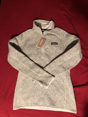 Patagonia Women's Better Sweater 1/4 Zip Fleece Pullover for Sale in Fremont, CA