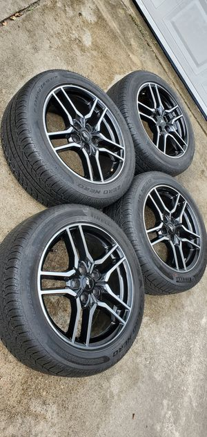 """18"""" Ford Mustang Wheels And Tires for Sale in Humble, TX"""