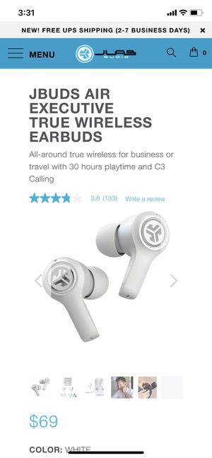 JLab Audio EarBuds for Sale in Rancho Santa Fe, CA
