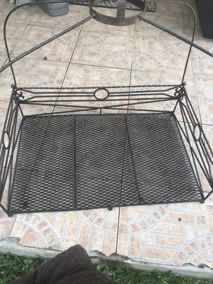 Metal dog 🐕 bed for Sale in San Antonio, TX