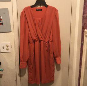 Orange dress for Sale in Imperial Beach, CA