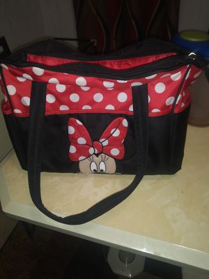 Minnie mouse diaper bag for Sale in Saugus, MA