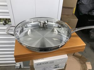 13 inch Chef Quality Fry Pan. Wolfgang Puck New unused for Sale in Arcadia, CA