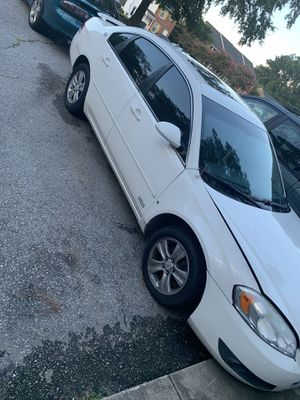 07 chevy impala ss for Sale in Greenville, NC