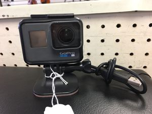 GoPro Hero 6 w/3 batteries & accessories for Sale in Austin, TX