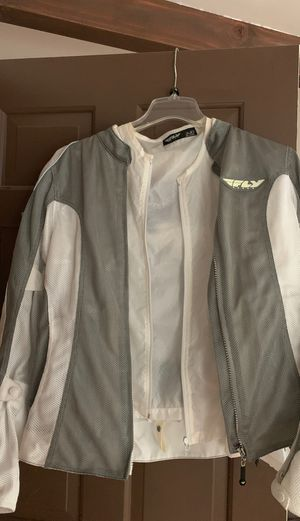 Fly women motorcycle jacket size 9-10 for Sale in Severna Park, MD