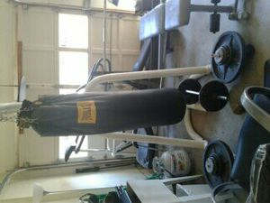 Support heavy punching box for Sale in Springfield, VA