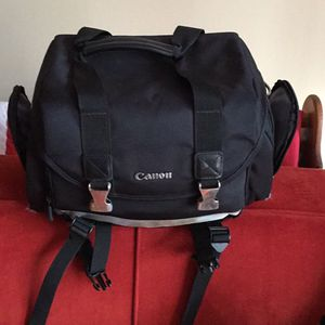 Canon Camera Bag for Sale in Queens, NY
