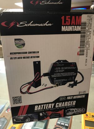 Car Motorcycle boat rv car charger for Sale in Austin, TX