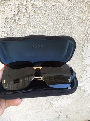Authentic Gucci Sunglasses for Sale in Claremont, CA
