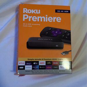 Roku Premiere for Sale in Tacoma, WA
