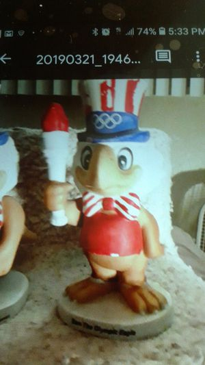 Olympics Collectible figurines for Sale in Ontario, CA