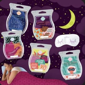 Scentsy New! Catching Zzzs Sleeping Scentsy Wax Collection for Sale in Huntington Park, CA