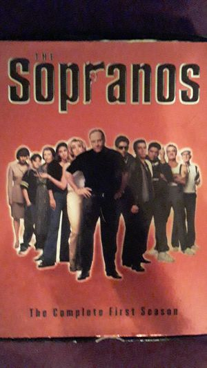 "The Sopranos "" Season 1"" for Sale in Atlanta, GA"