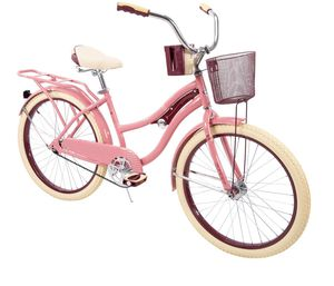 "Brand new Huffy 24"" Nel Lusso Girls' Cruiser Bike, Pink for Sale in Hialeah, FL"