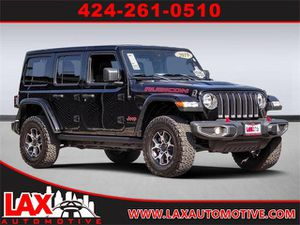 2019 Jeep Wrangler Unlimited for Sale in Inglewood, CA