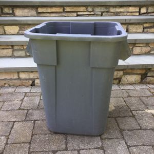 Large heavy duty trash barrel for Sale in Concord, MA