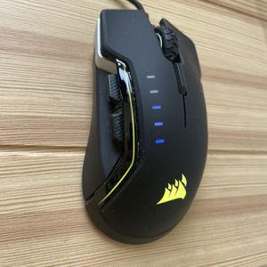 Corsair GLAIVE RGB Wired Optical Sensor Gaming Mouse for Sale in Jersey City, NJ