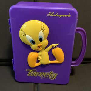 Tweety Bird Lunchbox purple for Sale in Lakewood, WA