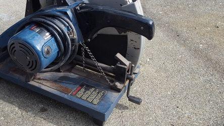 Ryobi Cut Off Saw for Sale in Bonney Lake,  WA