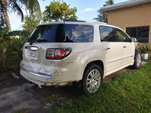 Gmc Acadia 2013 2015 full parts out for Sale in Hialeah, FL