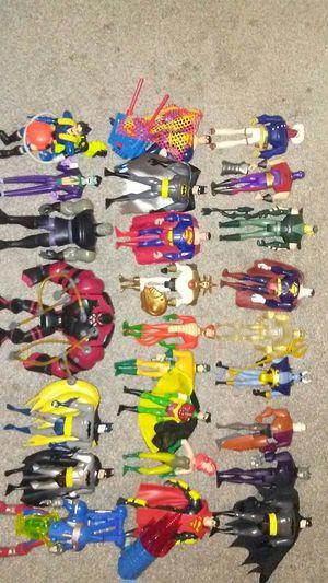 Action figures Batman for Sale in Warwick, RI