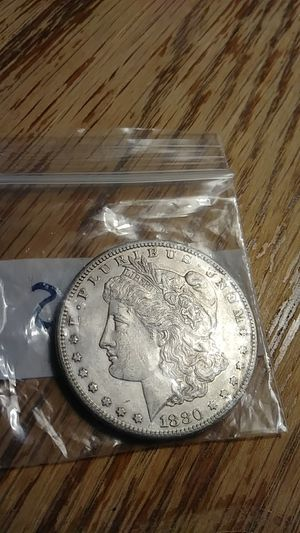 1880 S Morgan dollar m s condition for Sale in Broomall, PA