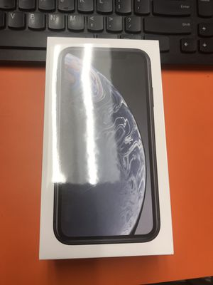 iPhone XR 64GB Sprint/Boost/International for Sale in Baltimore, MD