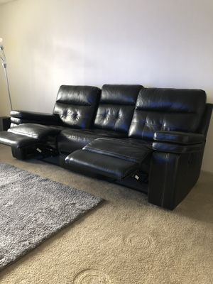 Brisco Manual Reclining Sofa and Loveseat Set for Sale in Florissant, MO