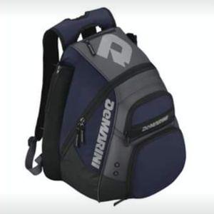 DeMarini Voodoo Paradox backpack blue grey for Sale in Framingham, MA