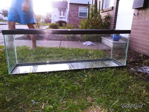55 gallon tank for Sale in Canton, OH