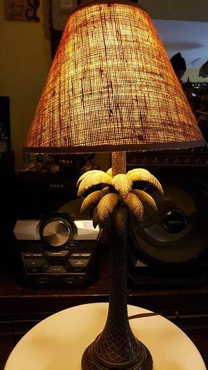Decorative lamp for Sale in Upper Marlboro, MD