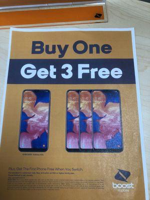 Boost mobile for Sale in Newport News, VA