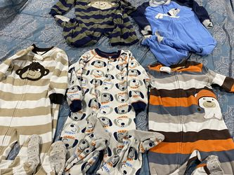 3t Boy Foot Pjs for Sale in Stroudsburg,  PA