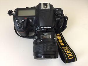 Nikon D300 w/ 5 lenses for Sale in Kyle, TX