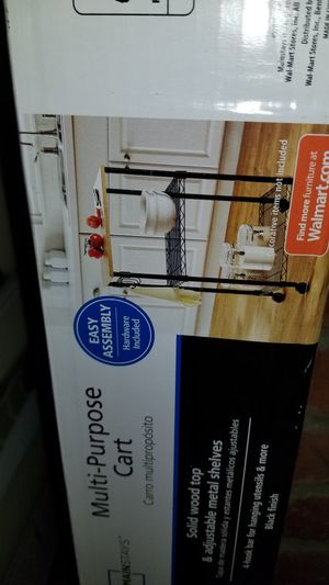 Kitchen Appliance. Multipurpose Cart for Sale in Elizabeth City, NC