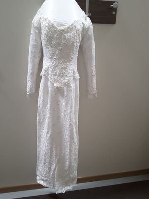 Beautiful Like New Stunning Wedding Dress for Sale in Schaumburg, IL