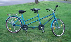 Tandem bike for Sale in Bellevue, WA