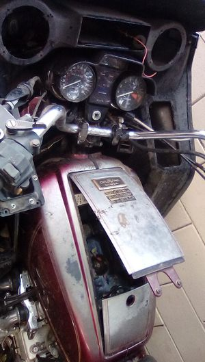 Honda goldwing motorcycle for Sale in Fresno, CA