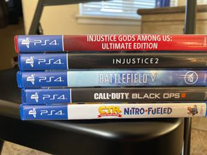 PS4 Games for Sale in Hayward, CA