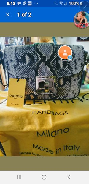 Authentic Valentino, Dolce and Gabbana, Coach, Marc Jacob's and other top designers handbags and wallets for Sale in Anaheim, CA
