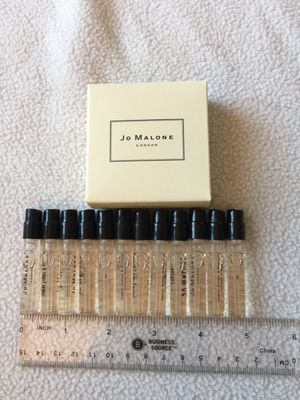 Jo Malone Choose any 12 different fragrance set in BOX for Sale in New York, NY
