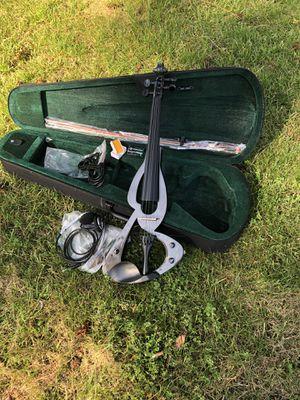Electric violin 🎻 4/4 for Sale in Livermore, CA