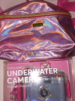 New Fanny Pack And New 35 MM Underwater Camera for Sale in Mather,  CA