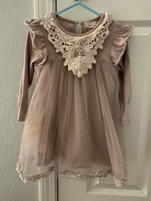 pink dress 5T for Sale in Fullerton, CA