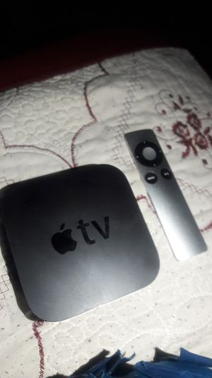 Apple Tv 3rd gen for Sale in Falls Church, VA