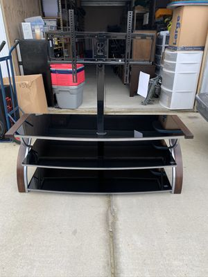 Tv stand new nice (entertainment center) for Sale in Clovis, CA