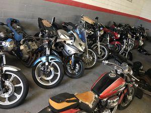 $350 and up Project bikes cleaning shop Suzuki Yamaha Kawasaki Honda for Sale in Orlando, FL