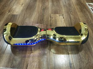 Brand new LED Bluetooth hoverboard for Sale in Ontario, CA